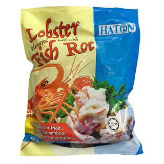 Halton Lobstered Flavored Ball with Fish Roe