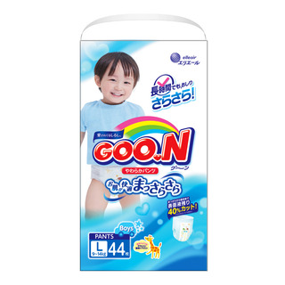 GOO.N Japan Version Boy Pants - L (9 - 14kg)