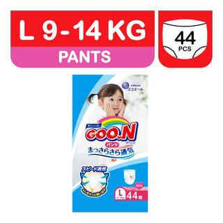 GOO.N Japan Version Girl Pants - L (9 - 14kg)