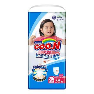GOO.N Japan Version Girl Pants - XL (12 - 20kg)