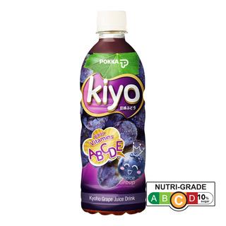 Pokka Bottle Drink - Kiyo Kyoho Grape Juice
