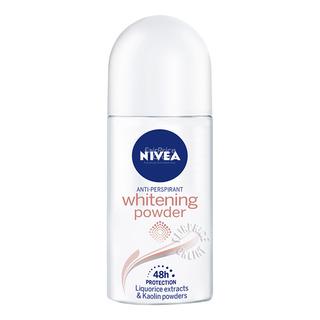 Nivea Anti-Perspirant Roll-On Deodorant - Whitening Powder