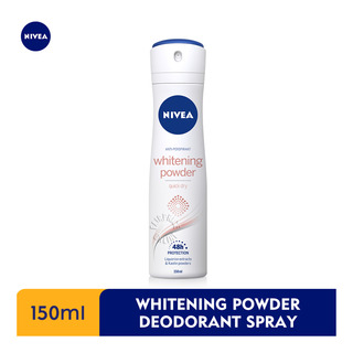 Nivea Anti-Perspirant Deodorant Spray - Whitening Powder