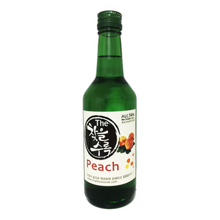 Chateulsoorok Bottle Soju - Peach