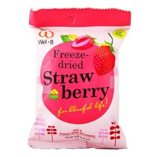 Wel.B Baby Freeze Dried Fruit - Strawberry