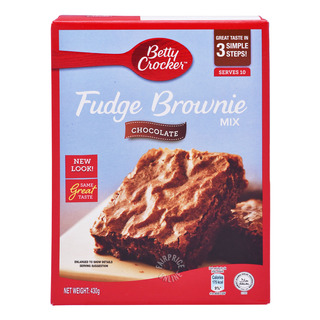 Can you make cookies with betty crocker fudge brownie mix