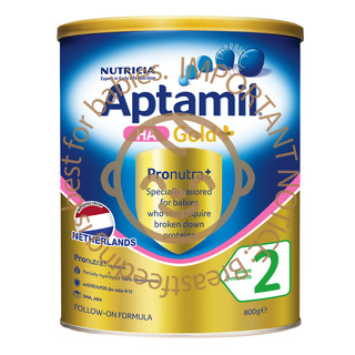 Aptamil Gold+ Follow On Milk Formula - HA (Stage 2) 800g