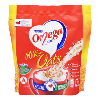 Nestle Omega Plus Adult Milk Drink - ActiCol with Oats
