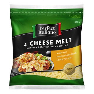 Perfect Italiano Cheese - 4 Cheese Melt