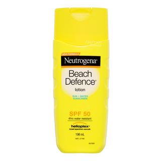 Neutrogena Sunscreen Lotion - Beach Defence
