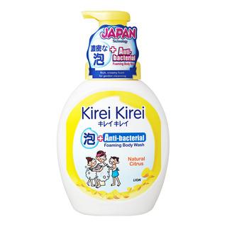 Kirei Kirei Anti-bacterial Body Wash - Natural Citrus