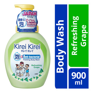 Kirei Kirei Anti-bacterial Body Wash - Refreshing Grape