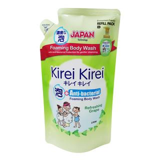 Kirei Kirei Anti-bacterial Body Wash Refill - Refreshing Grape