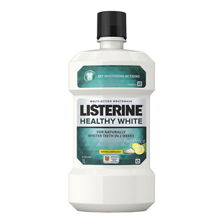 Listerine Multi-Action Mouthwash - Healthy White