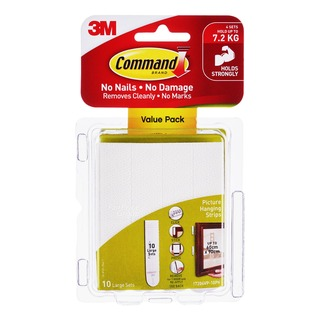 3m Command Picture Hanging Strips Large Fairprice Singapore