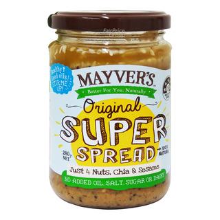 Mayvers 100% Natural Super Spread - Original