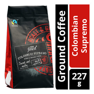 Tesco Finest Roast & Ground Coffee - Colombian Supremo