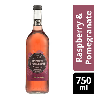 Tesco Finest Presse Sparkling Water - Raspberry & Pomegranate