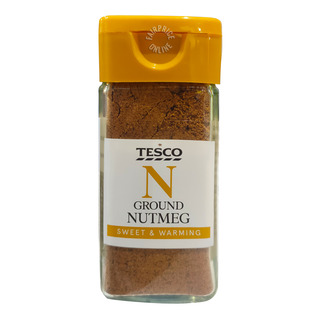 Tesco Ground Spice - Nutmeg 52g| FairPrice Singapore