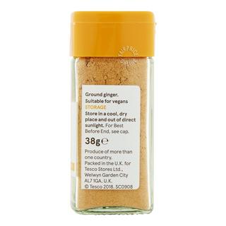 Tesco Ground Spice - Ginger