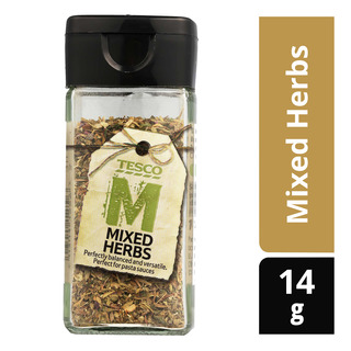Tesco Dried Herb - Mixed Herbs
