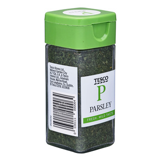Tesco Dried Herb - British Parsley