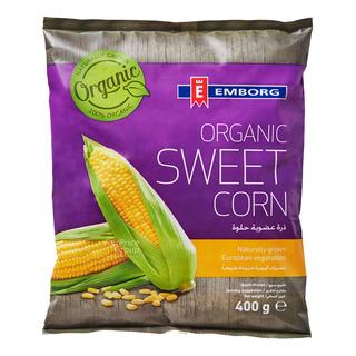 Emborg Organic Frozen Sweet Corn