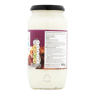Tesco Free From Pasta Sauce - White (Lasagne)