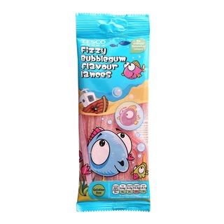 Tesco Lances Gummy - Fizzy Bubblegum