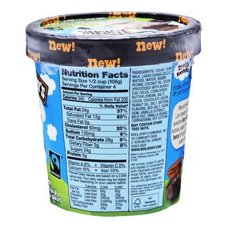 Ben & Jerry's Ice Cream - Truffle Kerfuffle