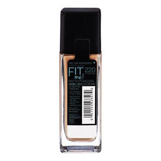 Maybelline FitMe Matte+Poreless LiquidFoundation-220NaturalBeige