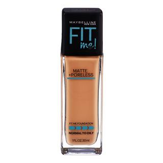 Maybelline FitMe Matte+Poreless Liquid Foundation-230NaturalBuff