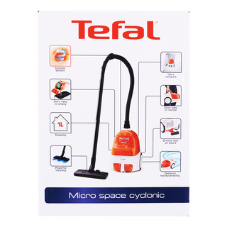 Tefal Vacuum Cleaner - Micro Space Cyclonic