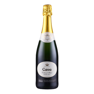 Tesco Cava Sparkling Wine - Demi Sec
