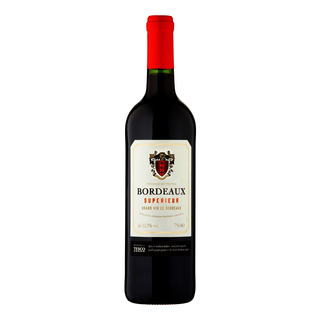 Tesco Red Wine - Bordeaux Superieur