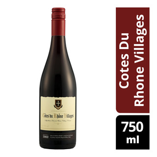 Tesco Red Wine - Cotes Du Rhone Villages