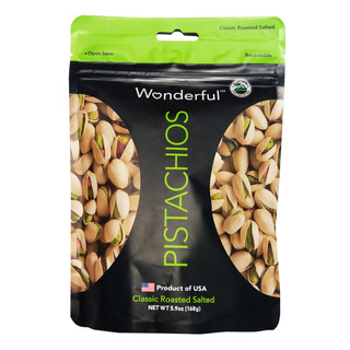 Wonderful Pistachios - Classic Roasted Salted