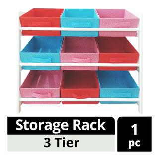 Imported Storage Rack - 3 Tier