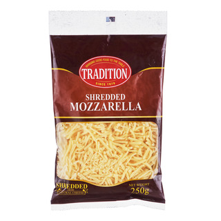 Tradition Shredded Cheese - Mozzarella