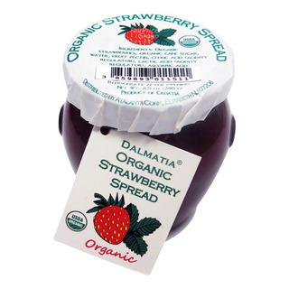 Dalmatia Organic Spread - Strawberry