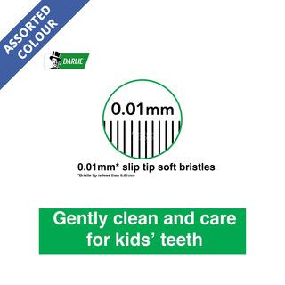 Darlie Jolly Junior Toothbrush (2 - 6 years old)