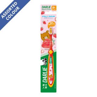 Darlie Jolly Junior Toothbrush (6 - 10 years old)