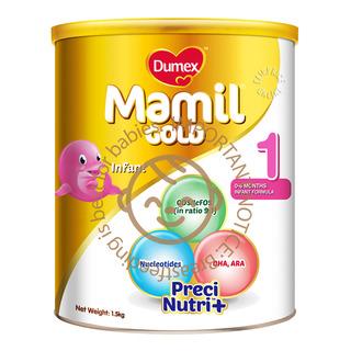 Dumex Mamil Gold Infant Milk Formula - Step 1