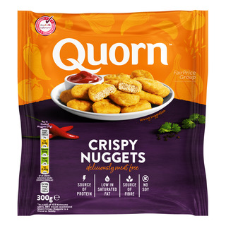 Quorn Proudly Meat Free Crispy Nuggets