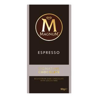 afe503ade ... Magnum Signature Chocolate Block - Espresso (Dark)