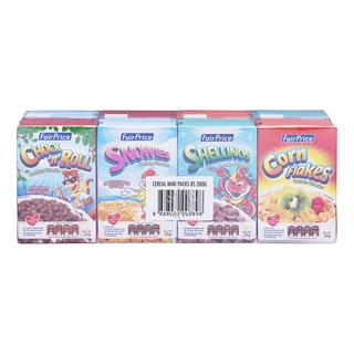 FairPrice Cereals - Assorted (Mini Packs)