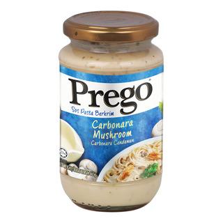 Prego Pasta Sauce - Carbonara Mushroom