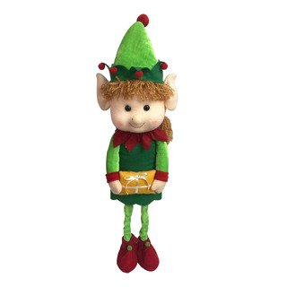 Santa Secret Elf Plush Toy - Girl (75cm)