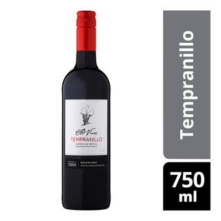 Tesco Old Vines Red Wine - Tempranillo