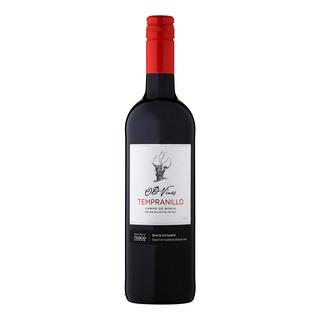 Tesco Old Vines Red Wine - Tempranillo